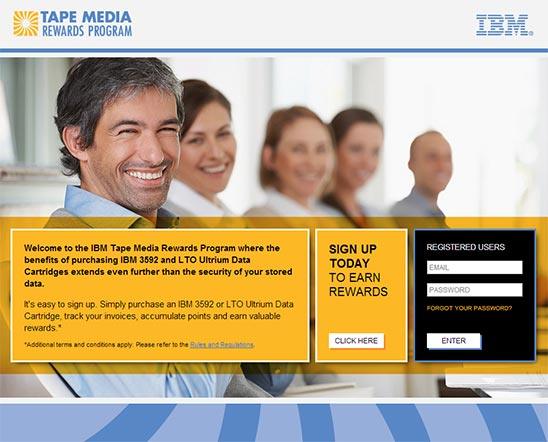 IBM Rewards